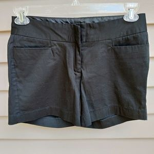|The Limited| Shorts Black Dressy Cotton Blend